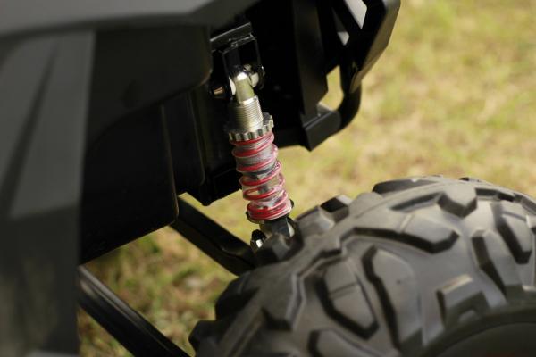 UTV electric Rocker Premium 240W 24V #Negru 10