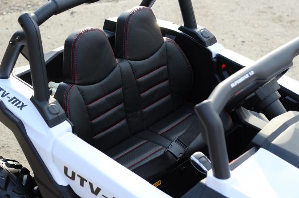 UTV electric Rocker Premium 4x 35W 24V #Alb 7