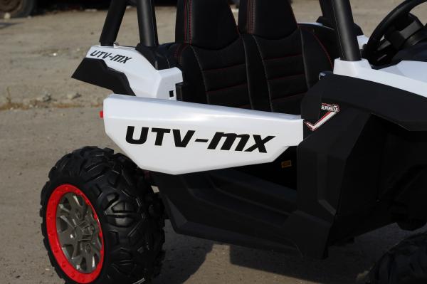 UTV electric Rocker Premium 4x 35W 24V #Alb 6