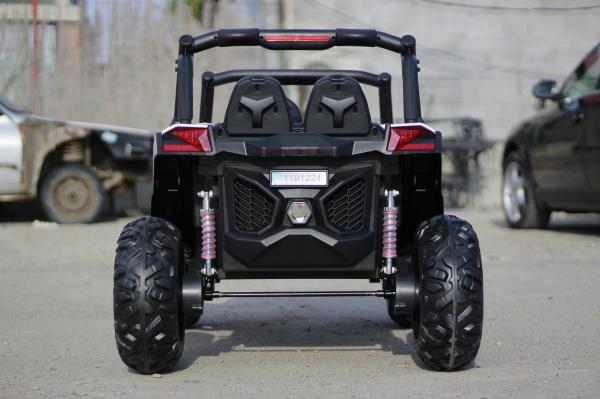 UTV electric Rocker Premium 4x 35W 24V #Alb 3