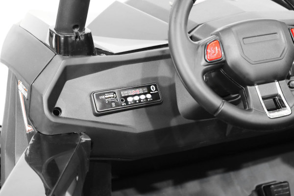 UTV electric Rocker Premium 4x4 140W 12V #Albastru 5