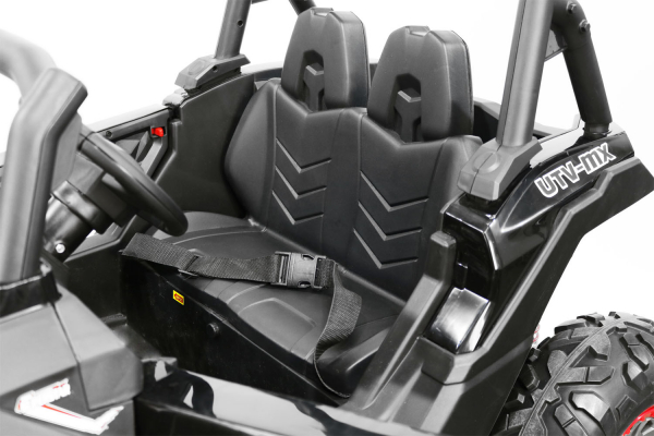 UTV electric Rocker 90W 12V STANDARD #Negru 2