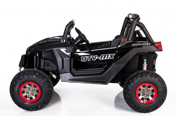 UTV electric Rocker 90W 12V STANDARD #Negru 1