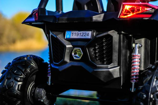 UTV electric Rocker Premium 4x 35W 24V #Roz 11