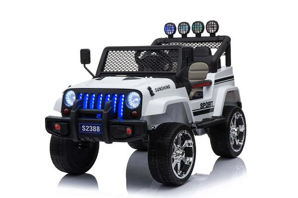 Kinderauto Jeep Sunshine 4x45W PREMIUM #ALB 0