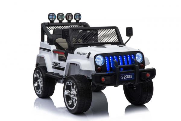 Kinderauto Jeep Sunshine 4x45W PREMIUM #ALB 1