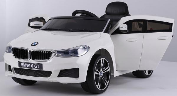 Masinuta electrica Bmw Seria 6 GT 12V PREMIUM #ALB 3