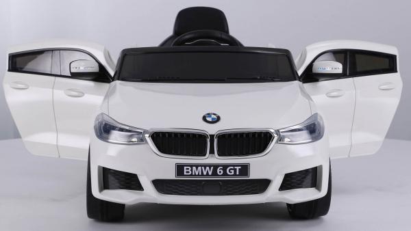 Masinuta electrica Bmw Seria 6 GT 12V PREMIUM #ALB 4