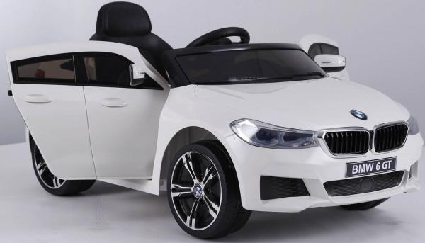 Masinuta electrica Bmw Seria 6 GT 12V PREMIUM #ALB 5