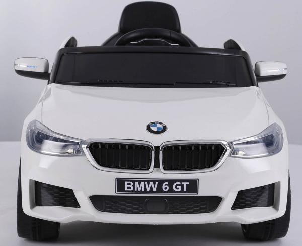 Masinuta electrica Bmw Seria 6 GT 12V PREMIUM #ALB 1