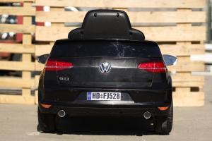 Masinuta electrica VW Golf GTI 2x30W 12V STANDARD #Negru5