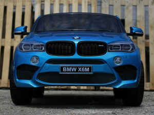 Kinderauto BMW X6M 12V XXL PREMIUM #Albastru2