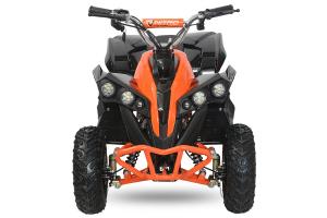 ATV electric NITRO Eco Avenger 1000W 48V 6 inch #Portocaliu2