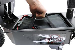 Trotineta electric Twister Crosser X1 1000W 36V 10 Inch8