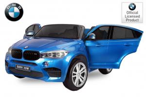 Kinderauto BMW X6M 12V XXL PREMIUM #Albastru0