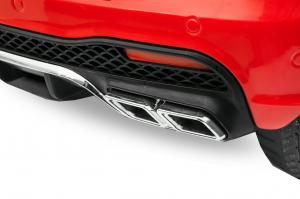 Masinuta electrica Mercedes GLE63S 2x22W 12V PREMIUM #Rosu4