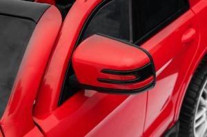 Masinuta electrica Mercedes GLE63S 2x22W 12V PREMIUM #Rosu7