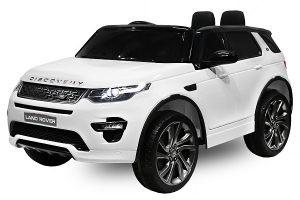 Kinderauto Land Rover Discovery DELUXE cu Touchscreen Mp4 #ALB0