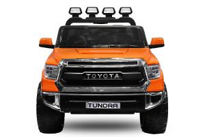 Masinuta electrica Toyota Tundra 2x45W PREMIUM #Portocaliu0