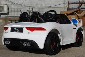 Kinderauto Jaguar F Type cu ROTI MOI 2x 35W 12V #ALB3