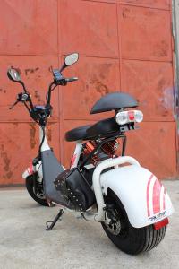 Scuter electric NITRO Eco Cruzer 1000W 60V + Accesorii #Alb4