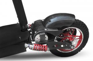 Trotineta electrica Twister 500W 36V Omologat + Suport bagaje2