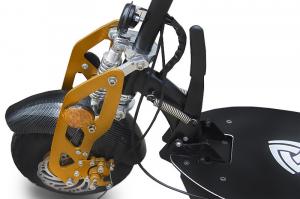 Trotineta electrica Twister 500W 36V Omologat + Suport bagaje1