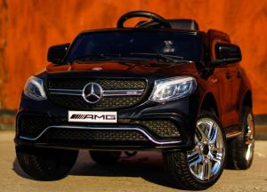 Masinuta electrica Mercedes GLE63S 2x22W 12V PREMIUM #Negru4