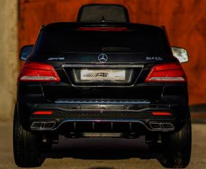 Masinuta electrica Mercedes GLE63S 2x22W 12V PREMIUM #Negru2