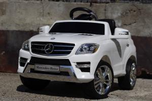 Masinuta electrica Mercedes ML350 STANDARD 1x25W #ALB1