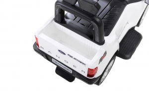 Carut pentru plimbat copii 2 in 1 Ford Ranger STANDARD #Alb4