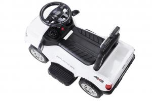 Carut pentru plimbat copii 2 in 1 Ford Ranger STANDARD #Alb1