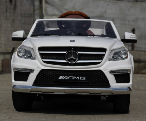Masinuta electrica Mercedes GL63 4x4 DELUXE #ALB1