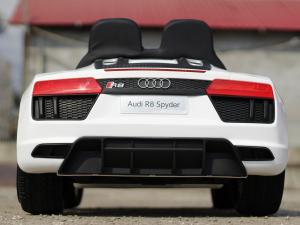 Masinuta electrica Audi R8 Spyder 2x35W 12V PREMIUM #ALB4