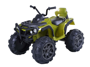 Mini ATV electric Quad Offroad 90W 12V STANDARD #Verde0