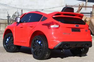 Masinuta electrica Ford Focus RS CU ROTI MOI #Rosu4