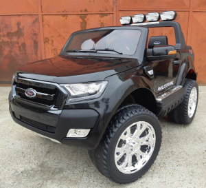 Masinuta electrica Ford Ranger WildTrak STANDARD 2x 35W 12V #Negru1
