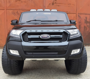 Masinuta electrica Ford Ranger WildTrak STANDARD 2x 35W 12V #Negru2