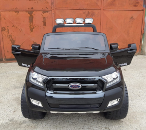 Masinuta electrica Ford Ranger WildTrak STANDARD 2x 35W 12V #Negru3