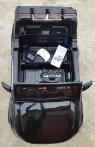 Masinuta electrica Ford Ranger WildTrak STANDARD 2x 35W 12V #Negru5