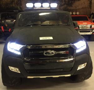 Masinuta electrica Ford Ranger 4x4 DELUXE #Negru1