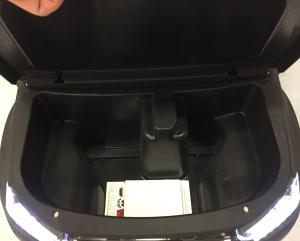 Masinuta electrica Ford Ranger 4x4 DELUXE #Negru7