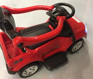 Carut pentru plimbat copii 2 in 1 Ford Ranger STANDARD #Rosu8