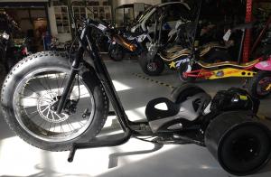 Motocicleta NITRO DRIFT-TRIKE 49cc Roti 20/1010