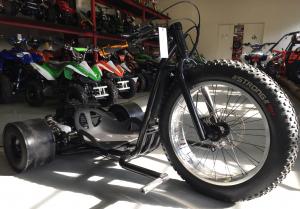Motocicleta NITRO DRIFT-TRIKE 49cc Roti 20/101