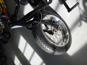 Motocicleta NITRO DRIFT-TRIKE 49cc Roti 20/106