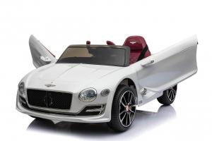 Masinuta electrica Bentley EXP12 PREMIUM #Alb0