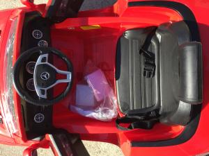 Kinderauto Mercedes SL63 AMG STANDARD 12V #Rosu4