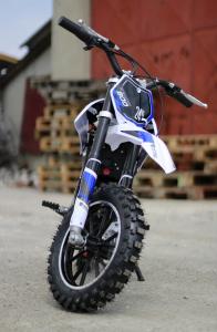 Mini Motocicleta Eco Ghepard 500W 24V #Albastra2