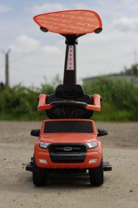 Carucior electric pentru copii 3 in 1 Ford Ranger STANDARD #Orange1